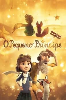 Capa O Pequeno Príncipe (2015) Dublado Torrent