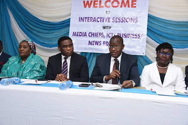 NCC Hosts Media Executives And News Editors In Lagos (Photos)