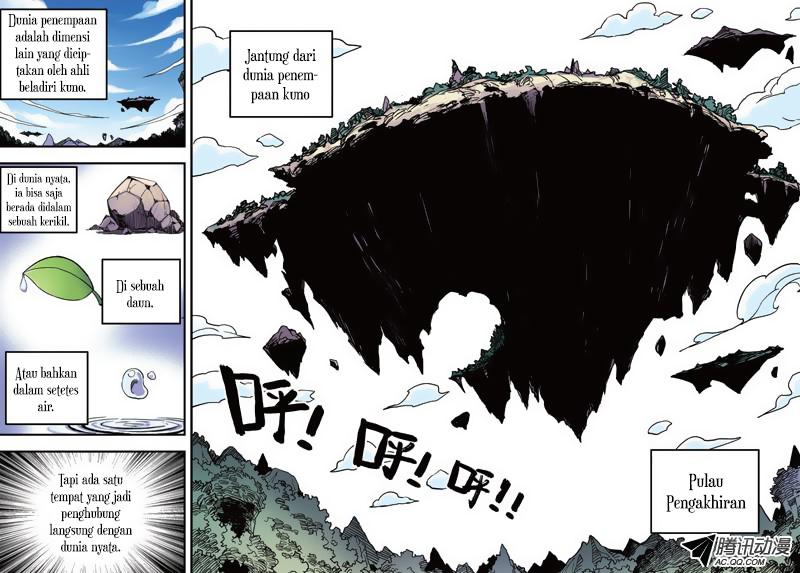 Zui Wu Dao Chapter 34