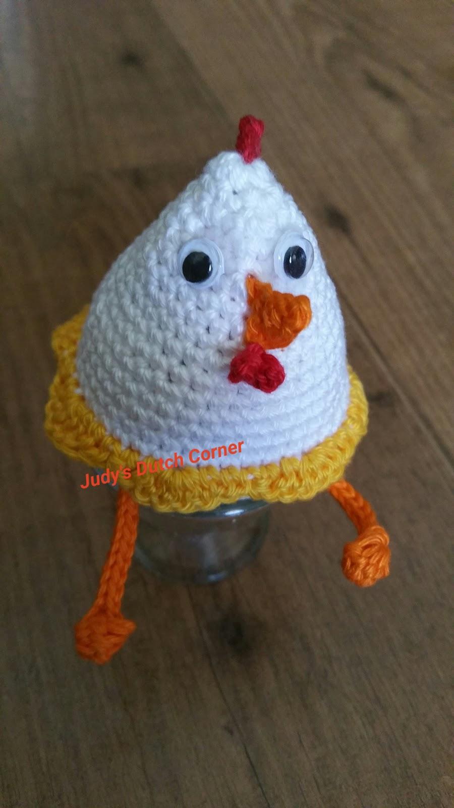 Judys Dutch Corner Eierwarmers Kip