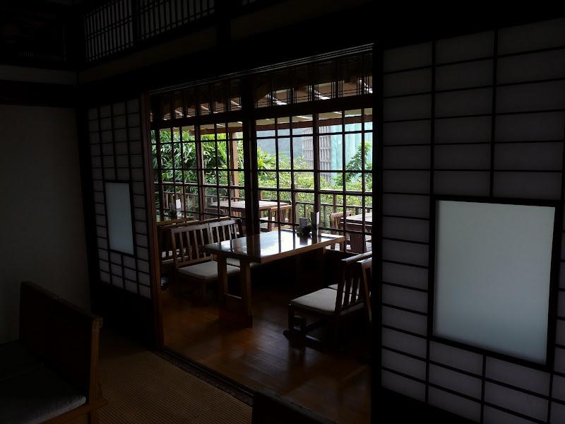 TAIWAN.Taipei .Maison japonaise vers Beitou et Musée National de Taipei à côté du Peace park - P1060316.JPG