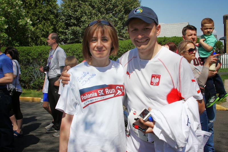 Iza Bacza i Tomek Moczerniuk