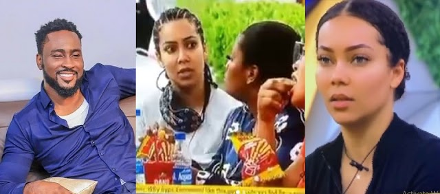 You said you wanted to eat Pere's Pr$ck – Tega reveals what Maria says after being drunk on Friday night (Video)