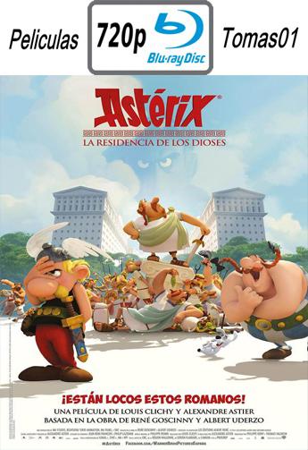 Asterix: La Residencia de los Dioses (2014) BDRip m720p