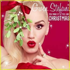 Gwen Stefani Announces Christmas Album