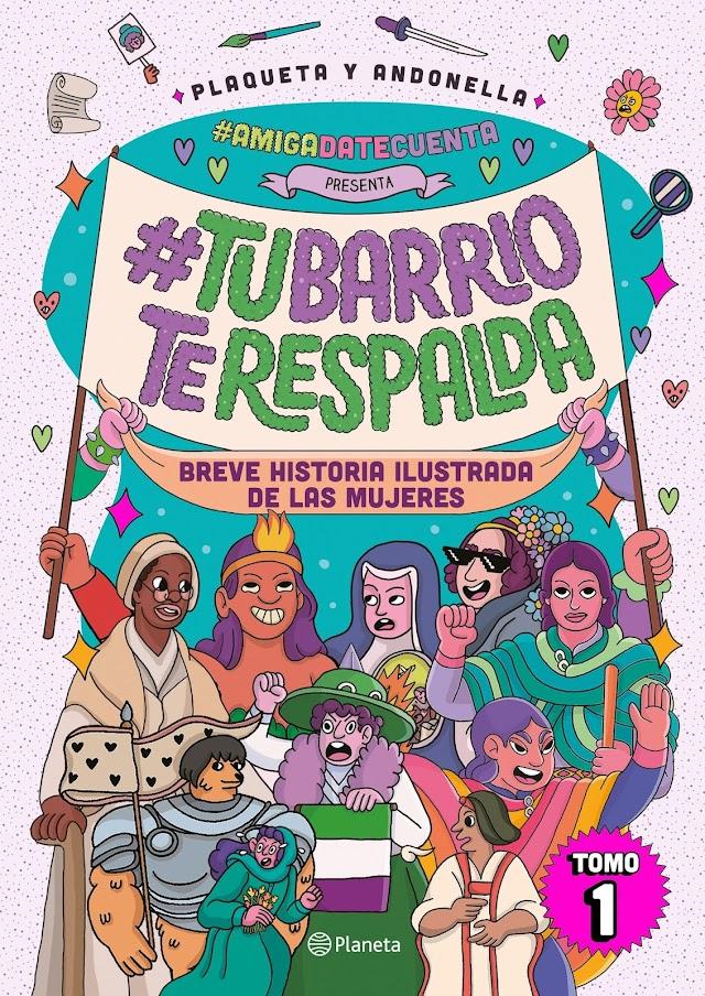#AmigaDateCuenta presenta: #TuBarrioTeRespalda