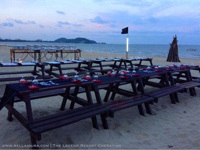 tempat makan romatik pahang