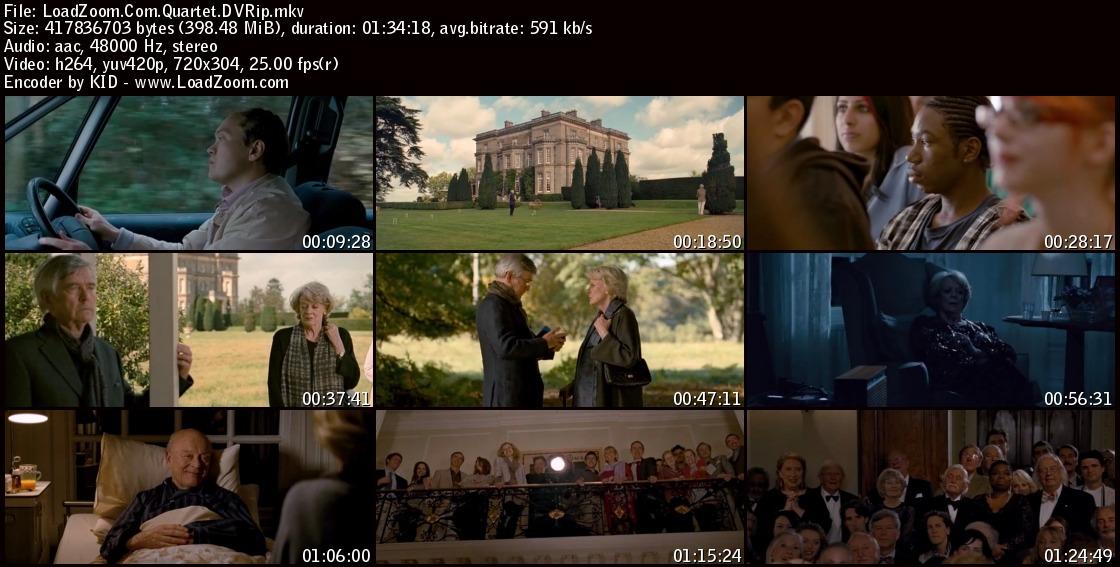 movie screenshot of Quartet fdmovie.com