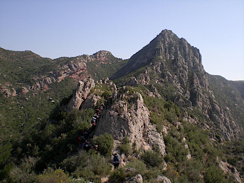 Sortida Sant Salvador de les espasses 2006 - CIMG8378.JPG