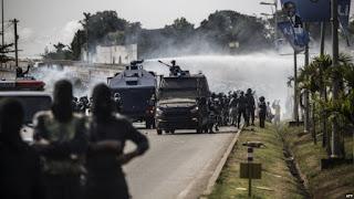 Violences post-électorales au Gabon: des appels au calme et la retenue pour éviter l'embrasement