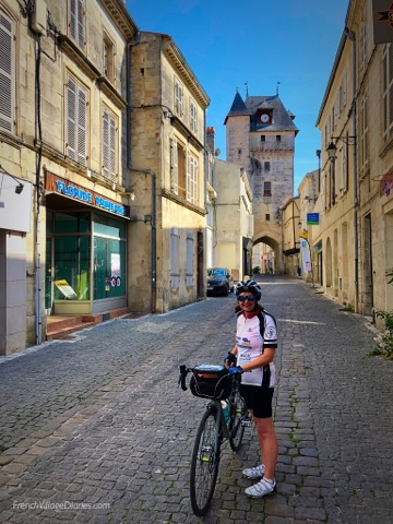 French Village Diaries 100km in a day bike ride