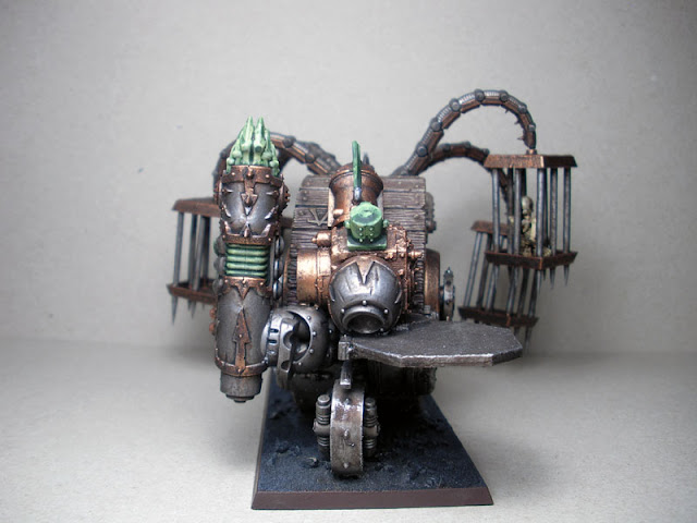 Black Dwarfs Engine of chaos SANY0751