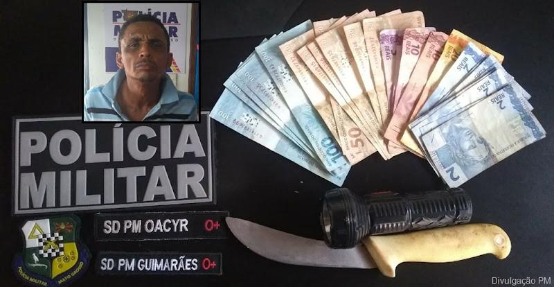 Preso Alto Paraguai (2)