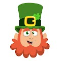 Cartoon Cool Leprechaun Free Download Vector CDR, AI, EPS and PNG Formats