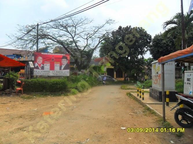 Perumahan Puradita Cisauk Tangerang