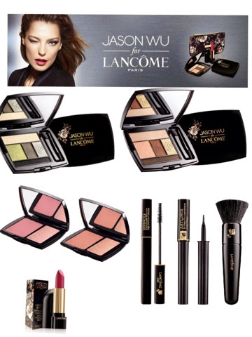 limited edition collection jason wu lancome