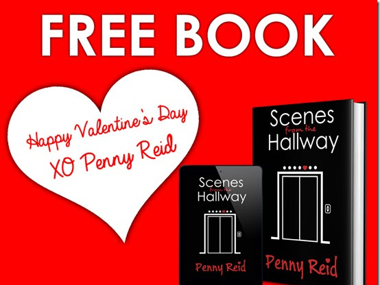 Surprise Release: Scenes from the Hallway (Knitting in the City #6.5) by Penny Reid