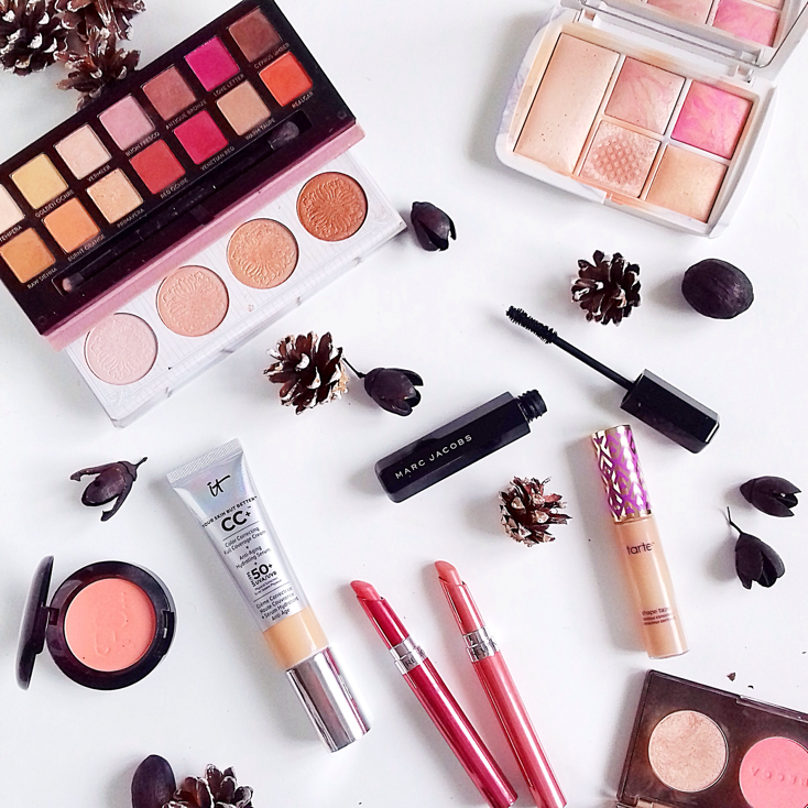 Favourite Make-up Products 2017