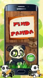 Najít Panda - náhled
