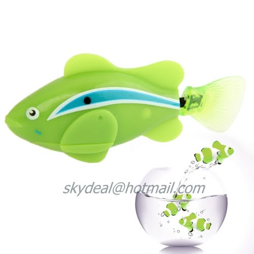 Robot fish electric pet fish toy end 7 7 2018 5 21 pm for Robot fish toy
