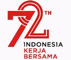 Download Logo HUT RI ke-72 Lengkap Berbagai Format
