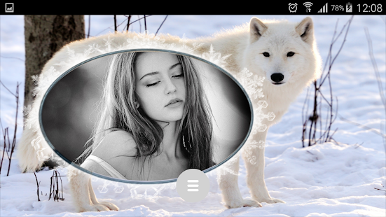 wolf photo frames screenshot thumbnail wolf photo frames screenshot thumbnail - Wolf Picture Frames
