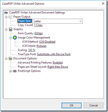 PDF C - Advanced Options - Cute