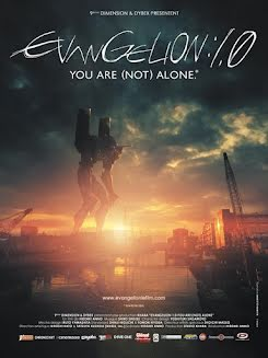 Evangelion 1.0 You are (not) Alone - Evangerion shin gekijôban: Jo (2007)