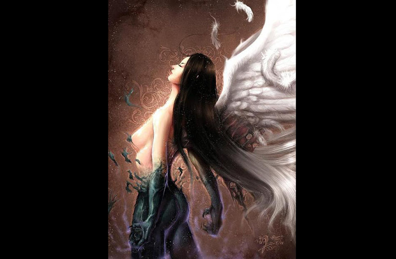 Flight Of Pretty Angel, Angels 5