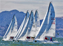 J/70 one-design fleet- starting at San Francisco Big Boat Series