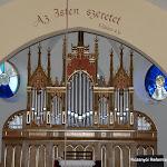 Templomunk orgonája
