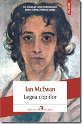 Legea copiilor - Ian McEwan