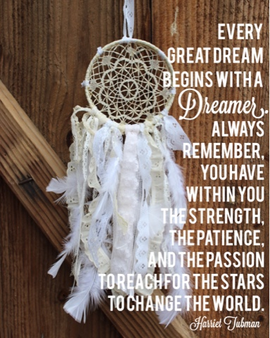 GypsyFarmGirl Dream Quotes And New Dream Catchers Simple Dream Catchers With Quotes