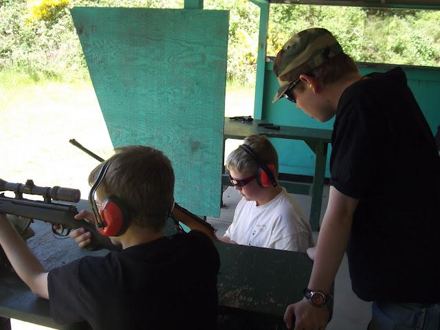 2011 Shooting Sports Weekend - DSCF0639.JPG