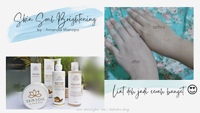 Review Skin Soul brightening