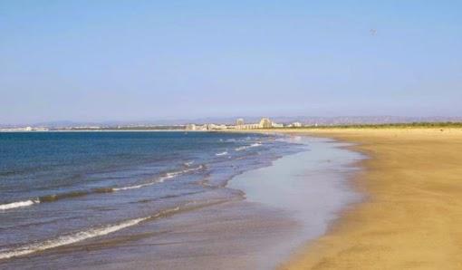 Vila Real de Santo Antonio Beach Praia de Santo António Vila