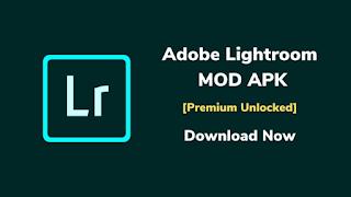Adobe Lightroom MOD APK v6.0 (Premium Unlocked)