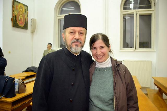 Pr. Constantin Necula despre tineri, FTOUB 246