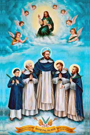 Nghe giảng Các Thánh Tử Đạo Hải Dương (06.11)