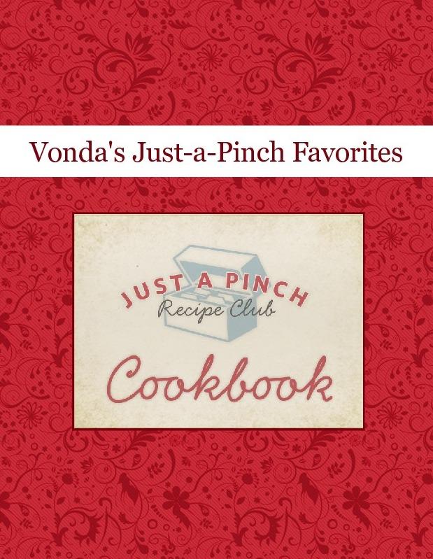 Vonda's Just-a-Pinch Favorites