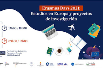 Celebración de los Erasmus Days 2021