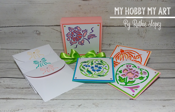 Lovely Layered Cards SVG Bundle, 3D SVG, Ruthie Lopez, Latinas Arts and Crafts 6
