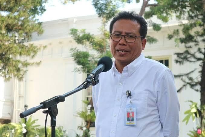 Juru Bicara Presiden : Semua Para Menteri Sudah Dites, Hasilnya Negatif