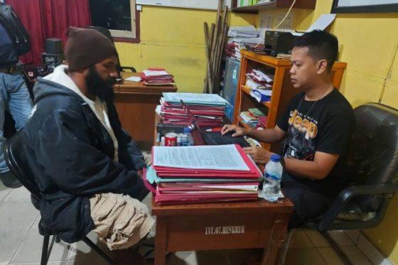 Ditangkap, Ketua KNPB OPM Aktif Komunikasi dengan Veronica Koman