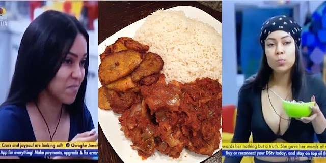 BBNaija 2021: I Can Never Eat Soup With Rice Because It's Not Healthy – Maria