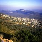 Galilée et Hermon (Palestine-Israël)