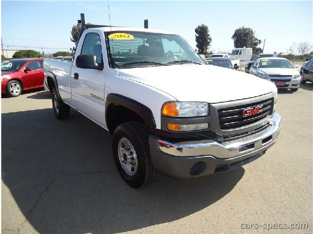 2004 gmc sierra 2500 regular cab specifications pictures prices rh cars specs com 2004 sierra manual 2014 sierra manual