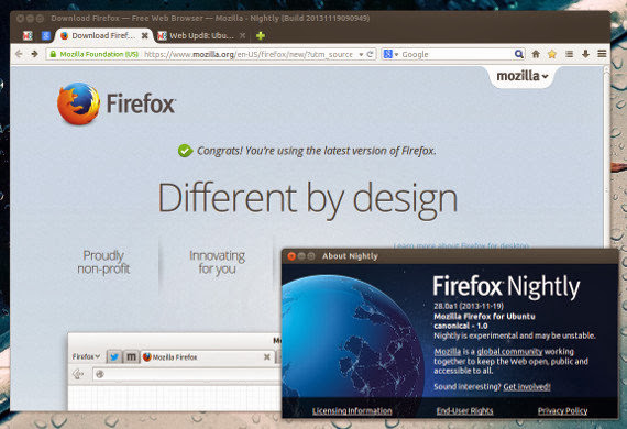 Cómo tener Firefox Australis en nuestro Ubuntu