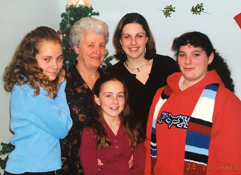 Family Christmas Eve
