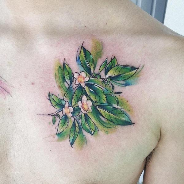 este_incrvel_aquarela_flor_da_tatuagem_1